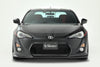 Varis Arising-I Carbon Front Lip Spoiler -  12-19 FRS / BRZ / GT-86