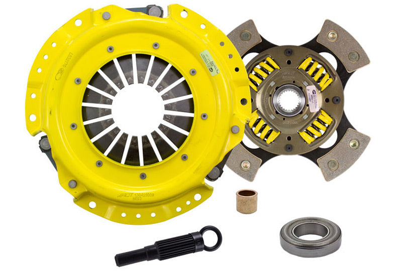 ACT Heavy Duty Pressure Plate (4/6P) Clutch Kit - 89-98 Nissan 240SX (S13/S14)