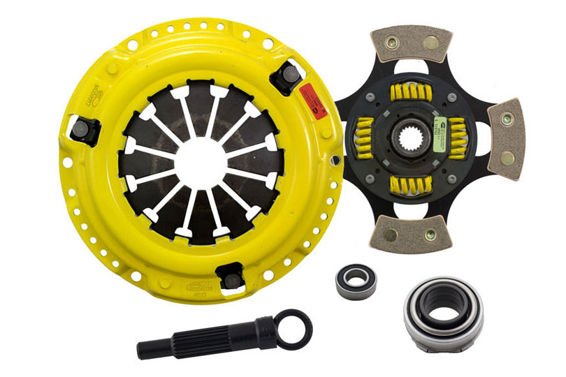 ACT Heavy Duty Pressure Plate (4 Pad Sprung) Clutch Kit - Honda / Acura Application