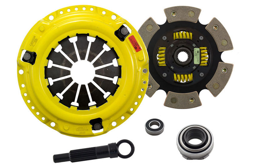 ACT Heavy Duty Pressure Plate (6 Pad Sprung) Clutch Kit - Honda Applications