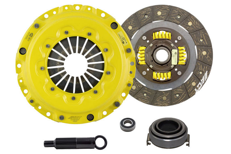 ACT Heavy Duty Pressure Plate (4/6 Puck) Clutch Kit - 99-00 Civic Si (EM) / 94-01 Integra (DC)