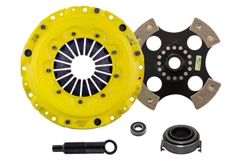 ACT Xtreme Pressure Plate (4 Pad Rigid) Clutch Kit - Honda / Acura Applications