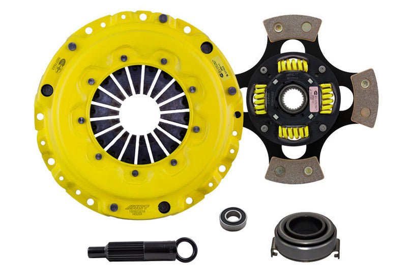 ACT MaXX Xtreme Pressure Plate (4/6 Puck) Clutch Kit - 99-00 Civic Si (EM1) / 94-01 Integra (DC)