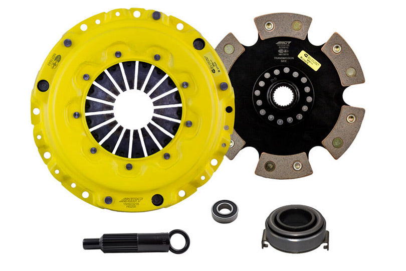 ACT Xtreme Pressure Plate (6 Pad Rigid) Clutch Kit - Honda / Acura Applications