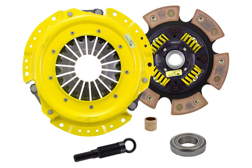 ACT Xtreme Pressure Plate (4/6P) Clutch Kit - 89-98 Nissan 240SX (S13/S14)