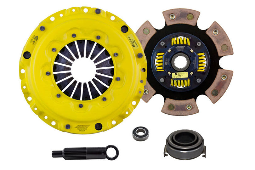 ACT Xtreme Pressure Plate (6 Pad Sprung) Clutch Kit - Honda / Acura Applications