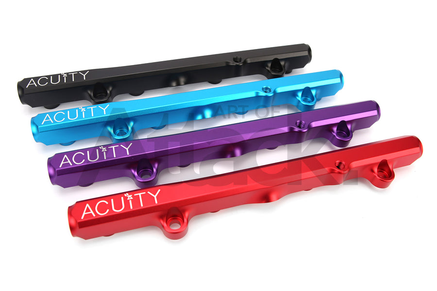 Acuity Fuel Rail Kit - 02-05 Civic Si / 12-15 Civic Si / 02-06 RSX