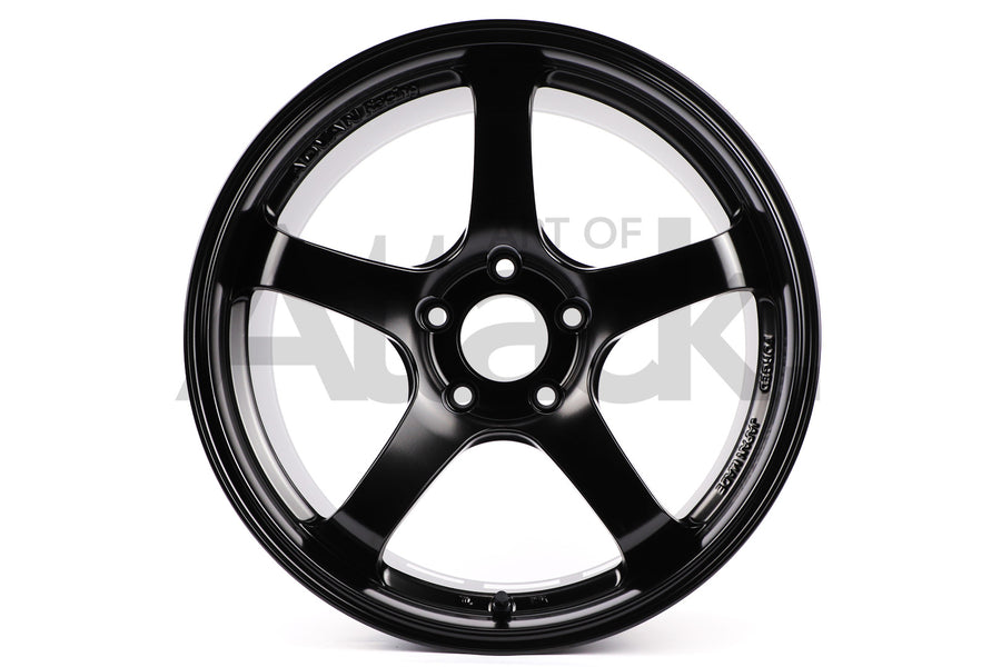 "Advan GT Model Wheels 18""-20""- Semi Gloss Black"