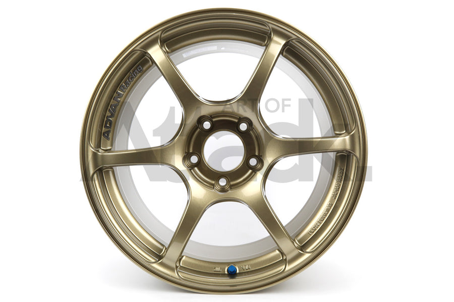 Advan RG-III Wheels - Gold