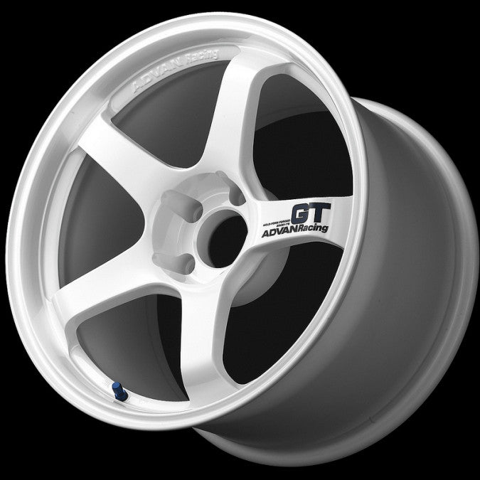 Advan GT Model Wheels - Racing White