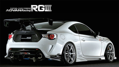 Advan RG-III Wheels - Gloss Black