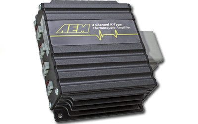 AEM 4-Channel K Type EGT Amplifier