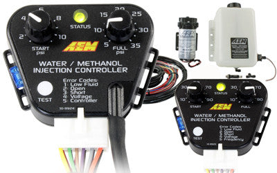 AEM Water/Methanol Injection Kit-  Forced Induction Applications