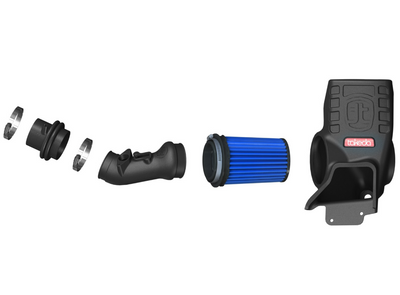Takeda Momentum Pro 5R Cold Air Intake System - 17+ Civic Type R (FK8)