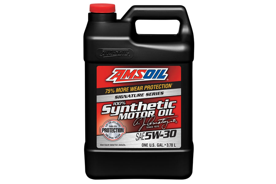 Amsoil Synthetic Motor Oil - Signature Series