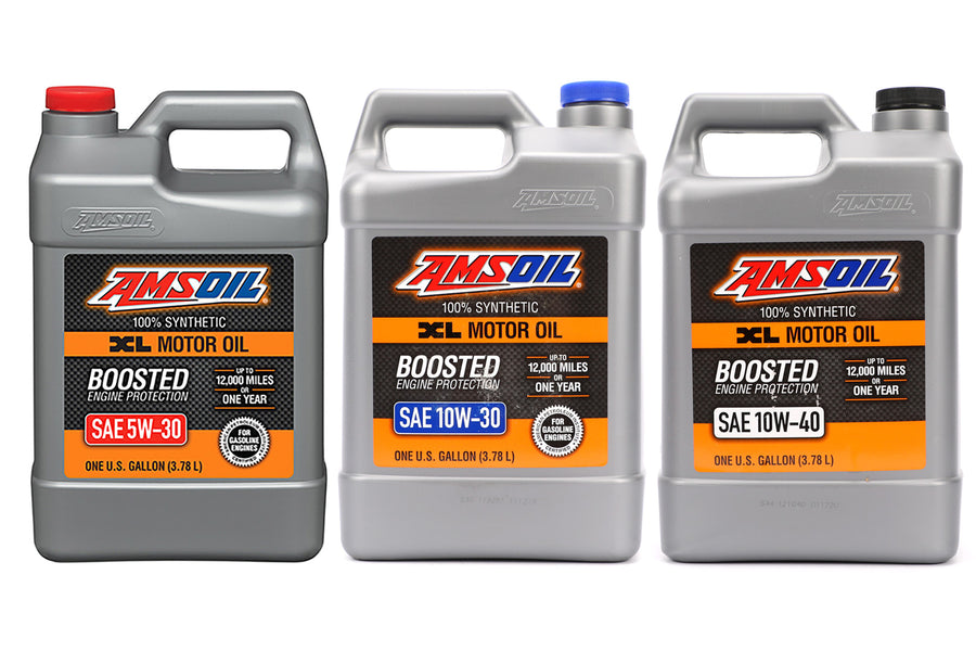 Amsoil Synthetic Motor Oil - XL Series