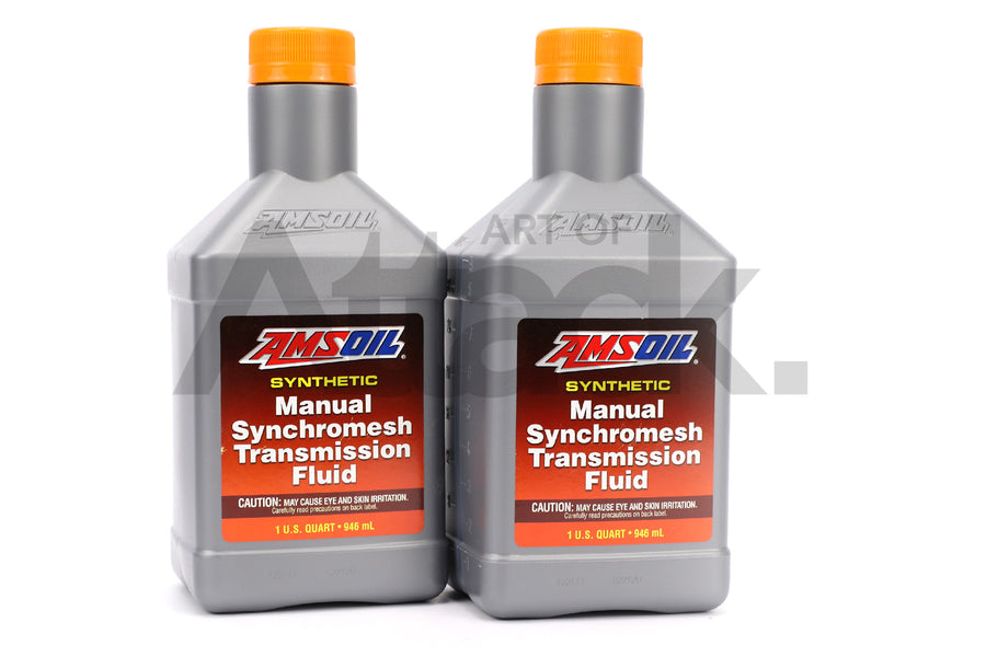 Amsoil Synchromesh Manual Transmission Fluid