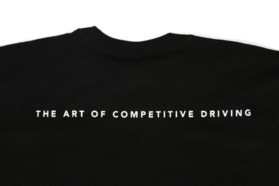 Art of Attack 'Art Of Competitive Driving' T-Shirt