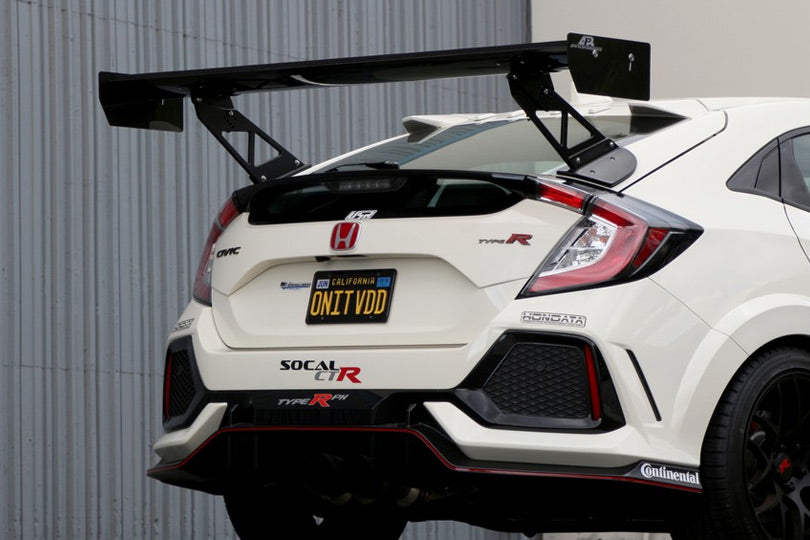 APR Performance GT-250 61/67in Adjustable Wing - 2017+ Civic Type R (FK8)