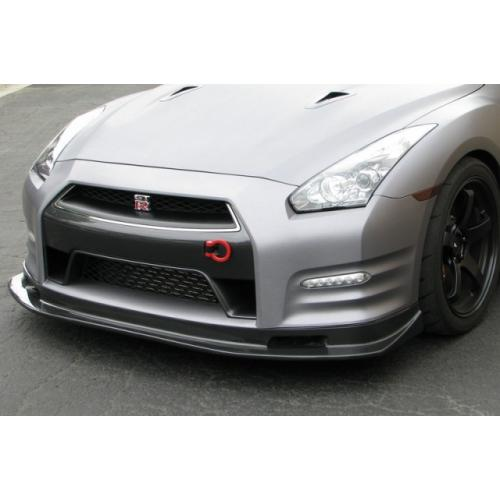 APR Performance Carbon Fiber Front Airdam - (12-16) Nissan GT-R