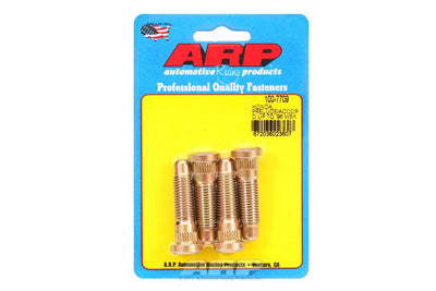 ARP Wheel Studs (4 Pack) - Honda/Acura Applications