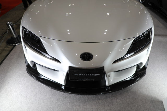 Artisan Spirits Black Label Front Under Spoiler - 2020+ Toyota Supra (A90)