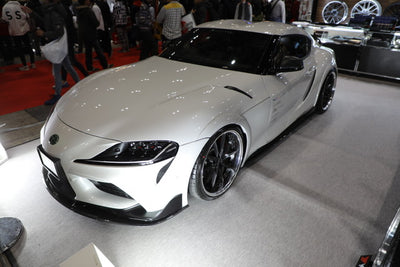 Artisan Spirits Black Label Side Under Spoiler - 2020+ Toyota Supra (A90)