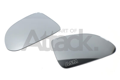 ASM Wide Angle Door Mirrors - 00-09 S2000