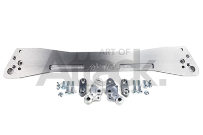 ASR Rear Subframe Brace - Honda / Acura Applications