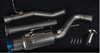Buddy Club Racing Spec TI Exhaust - Honda Applications