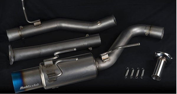 Buddy Club Racing Spec TI Exhaust