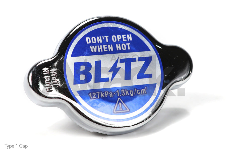 Blitz Radiator Caps
