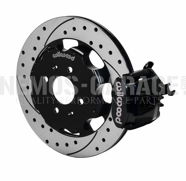 Wilwood Rear Big Brake Kit - Honda/Acura Applications