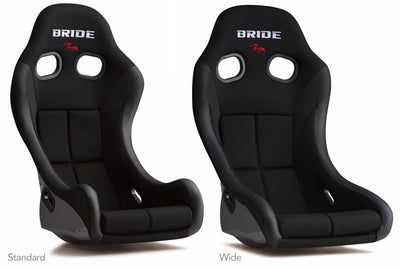 Bride Zieg IV Low Max Bucket Seat - Various Colors