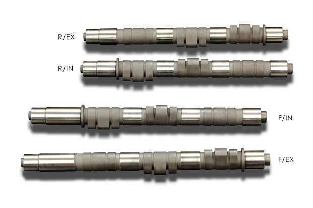 Toda Racing High Power Billet Camshafts - NSX Applications