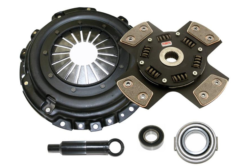 Competition Clutch Kit Stage 5  (4 Pad Ceramic) - 89-98 Nissan 240SX (S13/S14)