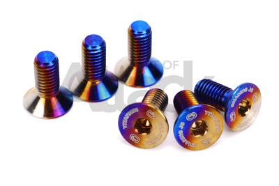 Chasing JS Titanium Steering Wheel Bolts