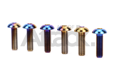 Chasing JS Titanium Steering Wheel Hub Spacer Bolts