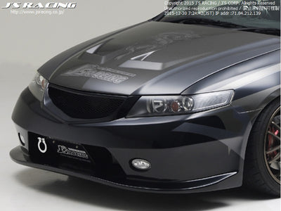 J's Racing Type-S Front Bumper - 04-08 Accord Euro R (CL7)
