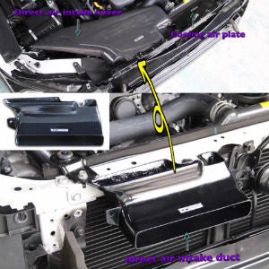 ChargeSpeed Air Intake Kit - 15-20 Subaru WRX VA STi