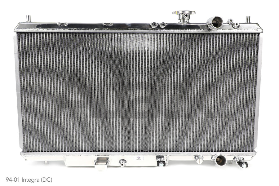 CSF Race Aluminum Radiator (Full Size) - Honda/Acura Applications