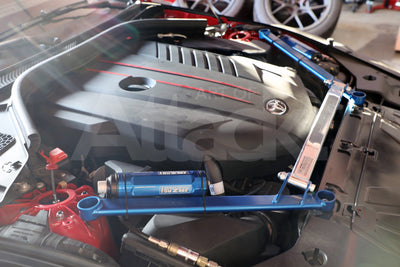 Cusco Front Power Brace - 2020+ Toyota Supra (A90)