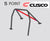 Cusco D1 Roll Cage 5 Point (2 Pass) - Mitsubishi EVO 9