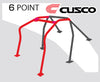 Cusco D1 Roll Cage 6 Point (4/5 Pass) Around Dash-Type - Mitsubishi Applications