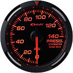 Defi 52mm Racer Series Pressure (Oil or Fuel) Gauges