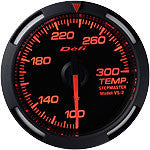 Defi 52mm Racer Series Temperature (Water or Oil) Gauges