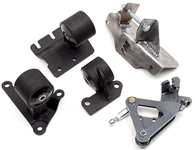 Innovative Mounts Steel Mount kit (88-91 Civic/CRX H/F-Series)