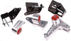 Innovative Mounts Billet Mount Kit - 96-00 Civic (EK) K-Series applications