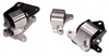 Innovative Mounts Billet Mount Kit - 96-00 Civic (EK) H and F-Series Applications