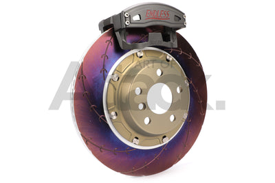 Endless Racing MONO6 Inch-Up Brake Kit - 2020+ Toyota Supra (A90)